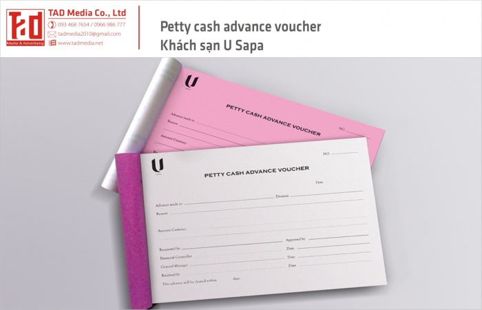 petty cash advance khach san uspa25