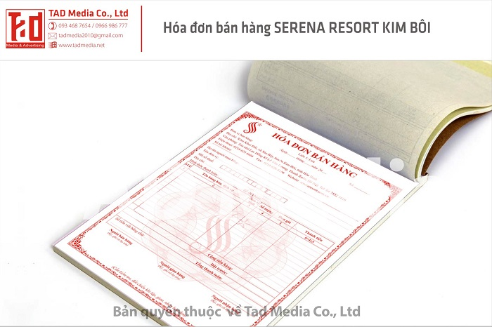 32 hoa don ban hang serenna resort kim boi